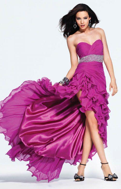 Faviana Dresses for Hire